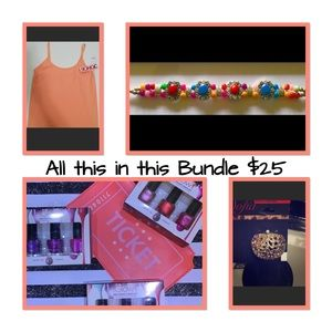Great Bundle SALE $25 for Everything!❤️